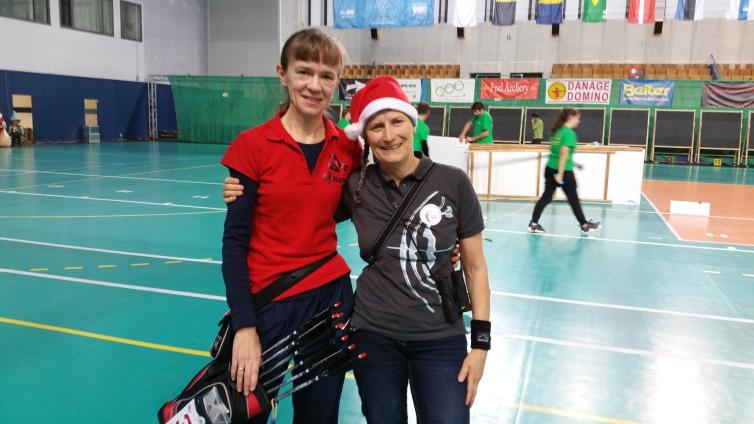 mit Karina Tumanova