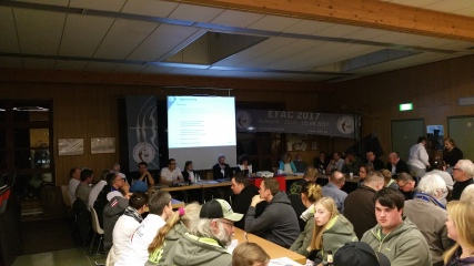 Mitgliederversammlung DFBV